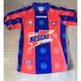 Camisa Cerro Porteño Paraguai 2002 De Coleção