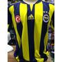 Camisa Adidas Fenerbahce Home 2015