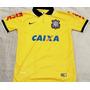 Camisa Corinthians Timão Polo Amarela Seleção Frete Grátis