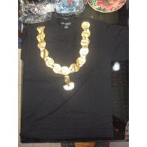 Camisa Hip Hop Tamanho G Hollister