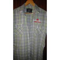 Camisa Sallo Nova Bordada