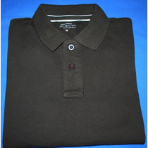 Camisa Polo Da Marca Inglesa John Lewis Marrom Tam. M