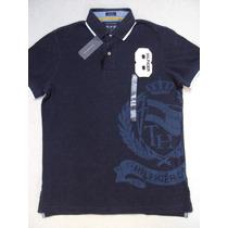 Camisa Polo Tommy Hilfiger Original Masculina