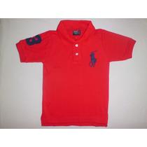 Camisa Polo Ralph Lauren Infantil Menino Hollister Tommy