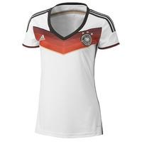 Camisa Da Alemanha Feminina Copa 2014 Oficial Adidas.