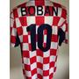 Camisa Seleção Croacia Nike 2000 Boban #10 Made Uk Rara
