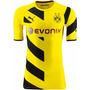 Camisa Borussia Dortmund Amarela/preta 2015 Pronta Entrega