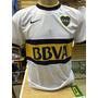 Camisa Do Boca Juniors Branca
