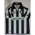 50% Off! Camisa Botafogo Oficial Fila Uniforme 1 S/n 2010