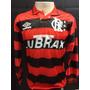 * Flamengo #7 - Usada Em Jogo - Anos 90 *