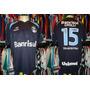 Grêmio - Camisa 2011 Reserva 4º Uniforme De Jogo 15# Grolli