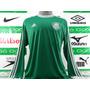 Camisa Palmeiras Adidas Manga Longa Oficial 2013