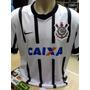Camisa Do Corinthians Branca Masculina E Feminina