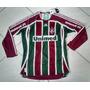 Camisa Adidas Fluminense 2007/08 Tam. P (vice-libertadores)