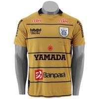Camisa Remo Penalty Oficial Dourada Uniforme 3 Pronta Entreg