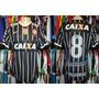Corinthians - Camisa 2013 Reserva De Jogo 8 # R. Augusto