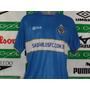 Camisa São Carlos Sp Oficial Deka # 7 Tamanho Médio