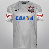 Camisa Corinthians Goleiro Cassio 12 2015 Pronta Entrega