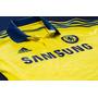 Camisa Chelsea Inglaterra 2014/15 Amarela Diego Costa 19