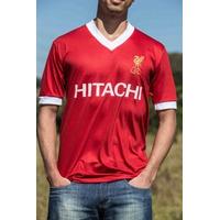 Camisa Retrô Liverpool 1981 - Das Antigas Football