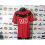 Manchester United * Nike * Tamanho G * Made In Indonesia