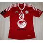 Camisa De Jogo Sharjah Fc Emirados Árabes Adidas #29 Thani P