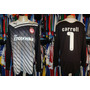 Olympiakos - Camisa Goleiro Manga Longa De Jogo 1# Carroll