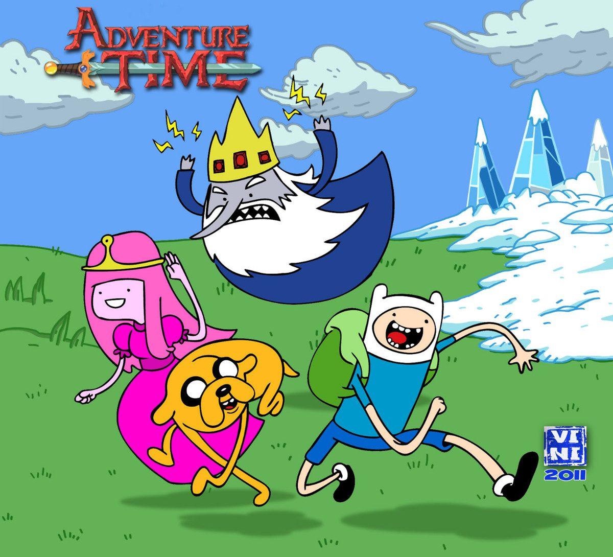 Adventure Time Serien Stream