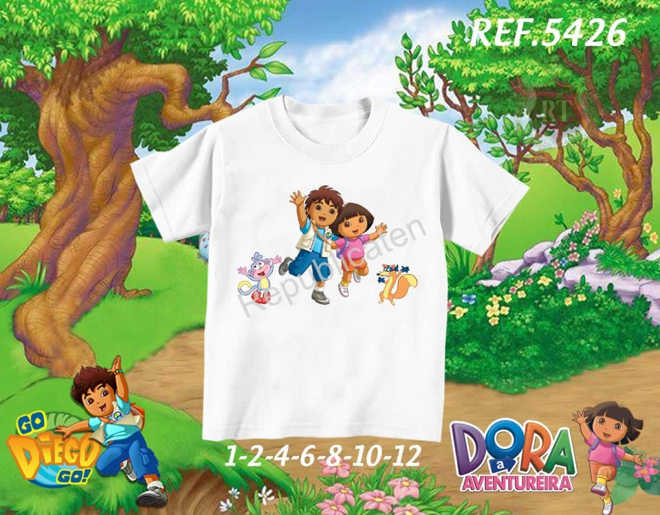 Go Diego Go And Dora – images free download