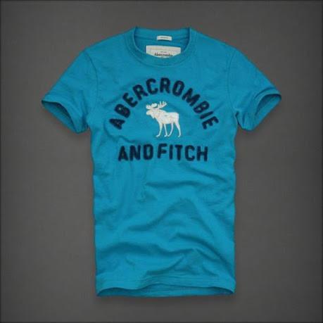 Abercrombie Camisetas Preço