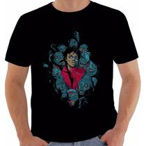 Camiseta Michael Jackson Thriller