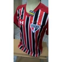 Camiseta Sao Paulo Futebol Clube Camisa Esporte