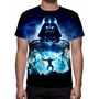 Camisa, Camiseta Game Star Wars The Force Unleashed