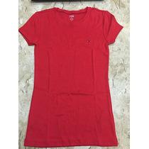 T-shirt Tommy Hilfiger Feminina Original Orlando