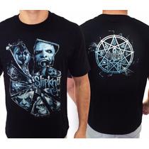 Camiseta De Banda - Slipknot - Broken Glass