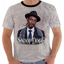 Camisa Camiseta Regata Snoop Dogg Gangsta Hip Hop