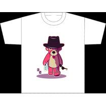Camisetas,camisa Breaking Bad Estampas Exclusivas