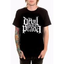 Camisetas Bandas Rock Cristão The Devil Wears Prada