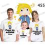 Kit Camisetas Pequeno Príncipe Fundo Do Mar Tom E Jerry Etc
