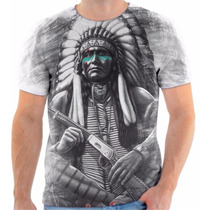 Camiseta Estilo Og Abel Indio Sweg Hip Hop Moda 8