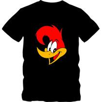Pica Pau Converse Camiseta Tradicional Algodão