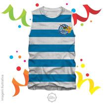Camiseta Regata Smash - Beija-flor Carnaval 2016