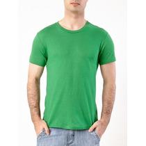 Camiseta Lisa Cores 100% Algodão - Fio 30.1 - Varejo\atac