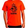 Camiseta Passeio Seleções Holanda França Alemanha Brasil