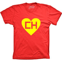 Camisetas Chapolin Colorado Super Herois Chaves Camisa