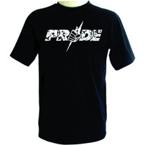Camiseta Pride Fc - Wand Fight Team - Mma - Jiu Jitsu - Muay