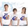Camiseta Escola Pra Cachorro Aniversário Personalizada Com 3