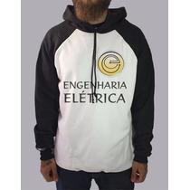 Casaco Blusa Moletom Cursos Faculdade Engenharia Elétrica