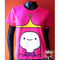 Camiseta Infantil Princesa Jujuba, Hora De Aventura