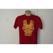 Camisa Ou Camiseta Homem De Ferro